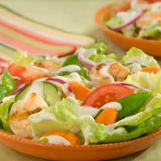 Hearty Ranch Salad.
