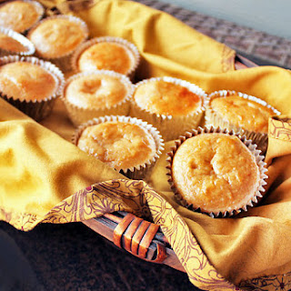 Spiced Pineapple Muffins