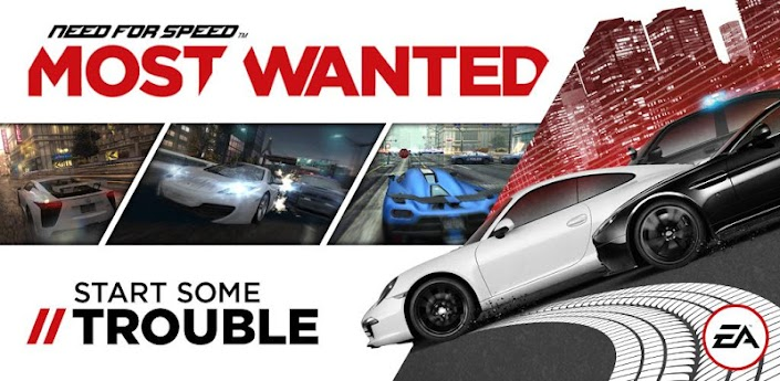 NFS Most Wanted - ver. 1.0.46
