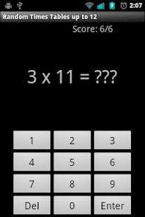 Tiny Times Tables - screenshot thumbnail