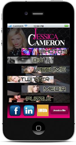 Jessica Cameron Fan App
