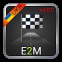E2M Carte Blanche Ukraine: GPS icon