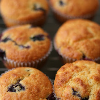 Orange Berry Muffins (From Dorie Greenspan's Baking From My Home To Yours).