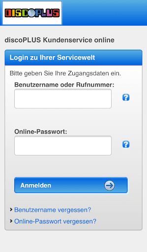 discoPLUS Servicewelt