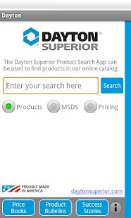 Dayton Superior Searcher- screenshot thumbnail