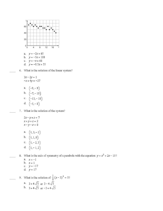 Printables Algebra Ii Worksheets algebra 2 worksheets android apps on google play screenshot