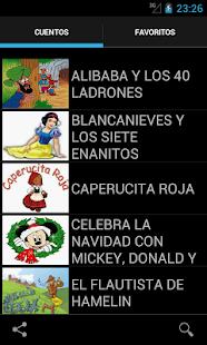 Cuentos cortos - screenshot thumbnail