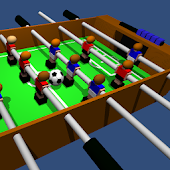 TABLE FOOTBALL, SOCCER 3D Pro