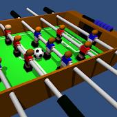 TABLE FOOTBALL, SOCCER 3D Pro