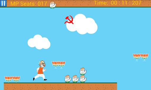 Modi Mario Run