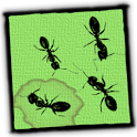 Ants in my pants icon