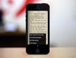 Screenshot of Tigrigna Bible (Free)