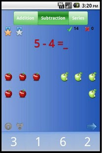 Math Wiz Free- screenshot thumbnail