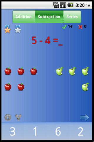 Math Wiz Free - screenshot