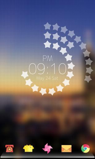 【免費個人化App】PolarClock LiveWallpaper-APP點子