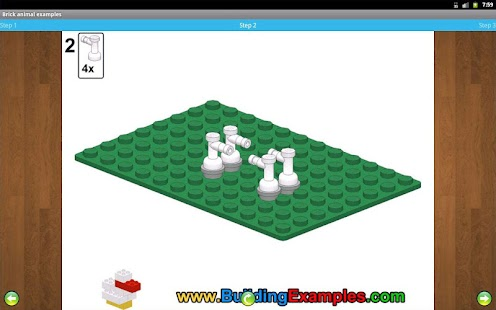 Brick animal examples- screenshot thumbnail