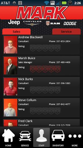 【免費商業App】Mark Dodge-APP點子