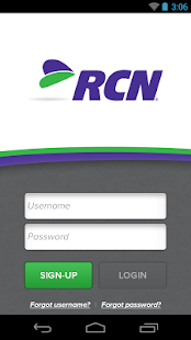 RCN Mobile - screenshot thumbnail