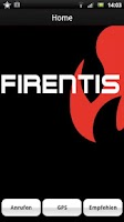 Screenshot of Firentis AG