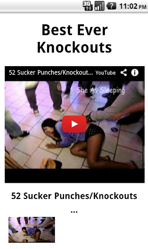 Best Ever Knockouts