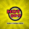 The New HOT 89.9 icon