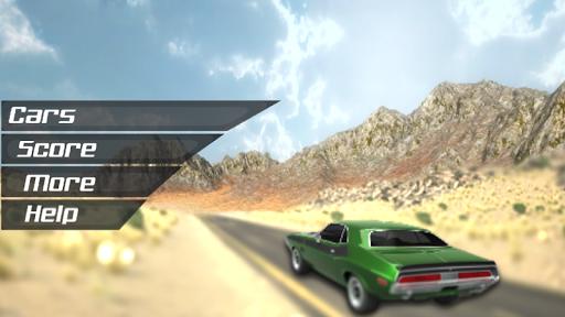 真正的沙漠漂移3D