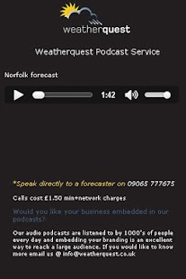 Weatherquest Podcast - screenshot thumbnail