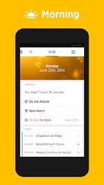 Yahoo Aviate Launcher Screenshot 5