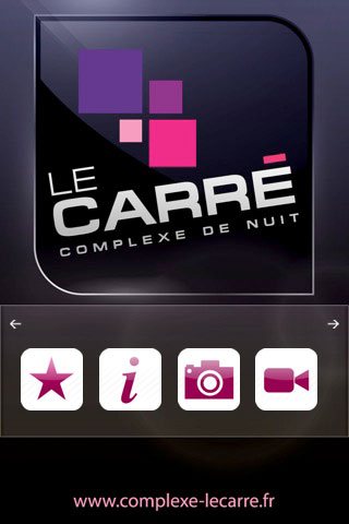 Le Carré Complexe de nuit - screenshot