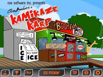 Chris Brackett's Kamikaze Karp v1.0.0