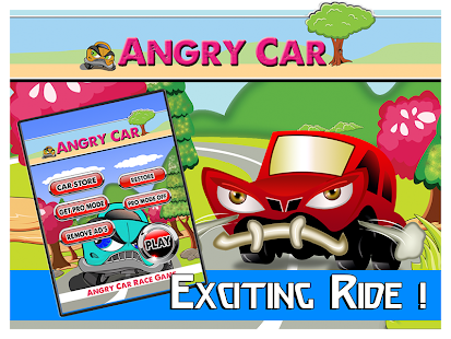Angry Car Race