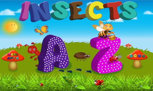 【免費教育App】Insects A-Z By Tinytapps-APP點子