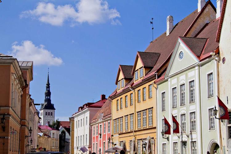 Visit the storybook city of Tallinn, capital of Estonia, when you take an Azamara cruise.