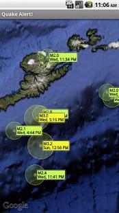 Earthquake Alert!- screenshot thumbnail