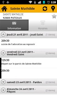 MessesInfo- screenshot thumbnail