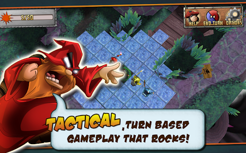 Wizard Ops Tactics - screenshot thumbnail