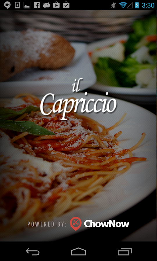 il Capriccio on Vermont- screenshot