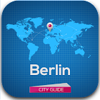 Berlin Guide, Hotels & Weather icon