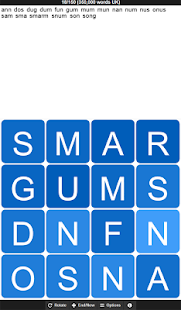 WordEke Innovative Word Game- screenshot thumbnail