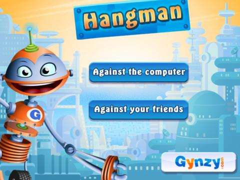 Gynzy's Hangman - screenshot