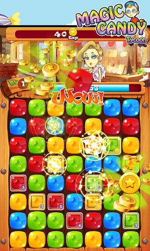 Magic Candy Tycoon