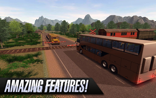 Bus Simulator 2015 2.3 screenshots 4