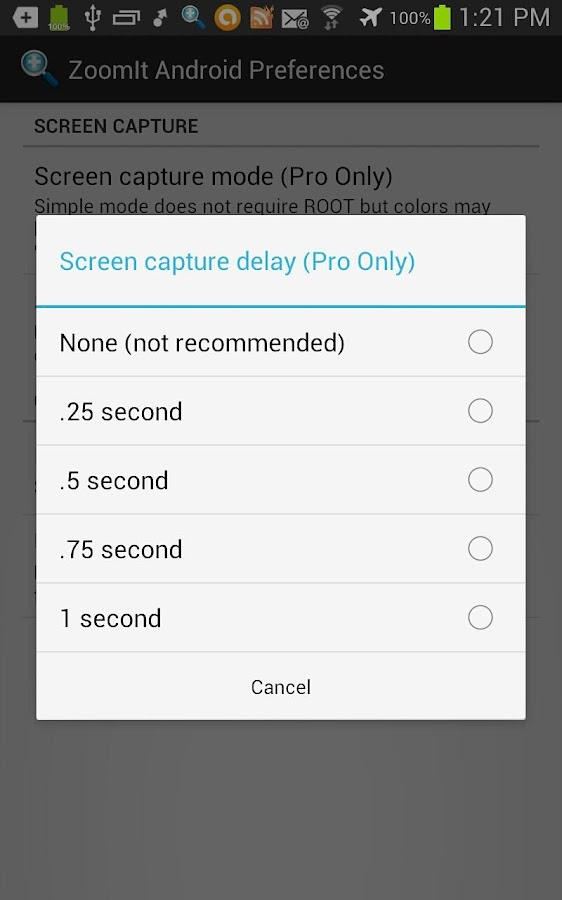 ZoomIt Android- screenshot