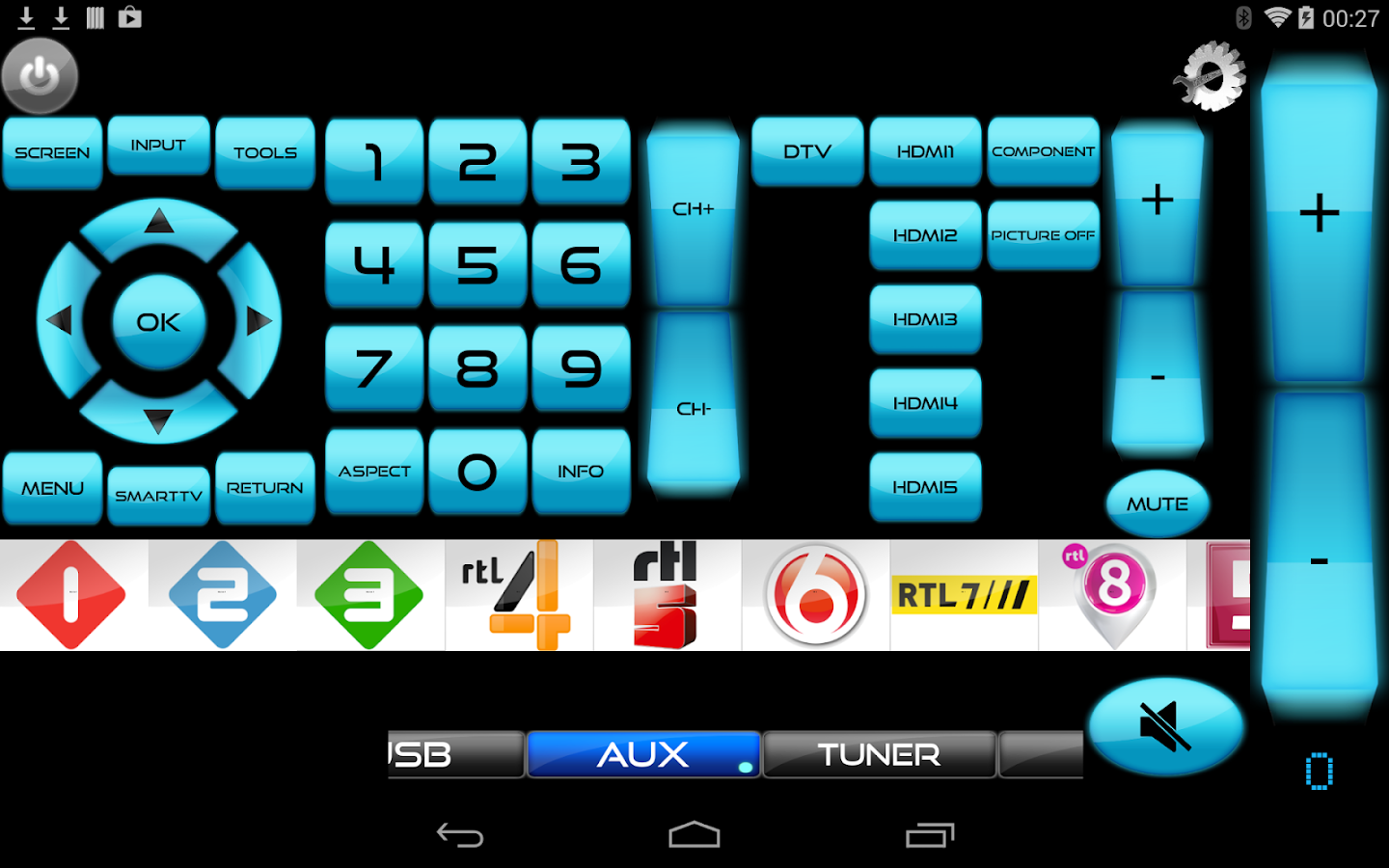 remote for panasonic tv bd avr android apps on google play. Black Bedroom Furniture Sets. Home Design Ideas