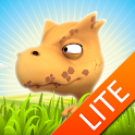 Allo and Dinosaur Friends Lite logo