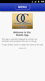 Oconee County Chamber- screenshot thumbnail