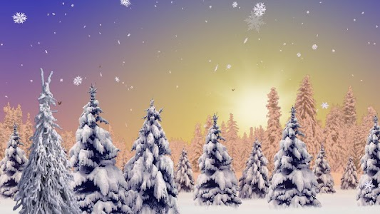 Winter Wonderland LWP v1.29