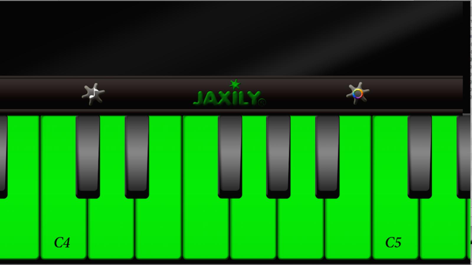 Piano Keys - screenshot
