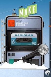 Radiolab - screenshot thumbnail