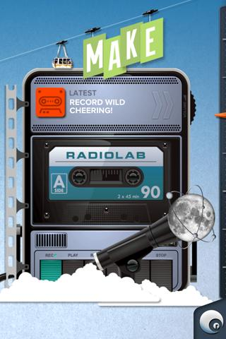 Radiolab- screenshot